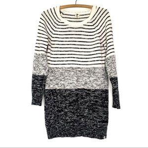 Roxy Tunic-length Knit Sweater